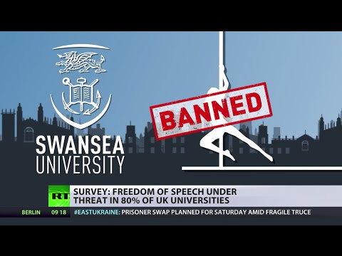Silence! Political correctness hampering 'free speech' in UK universities