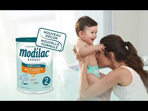 Modilac Actigest 2 Lait En Poudre B/800g