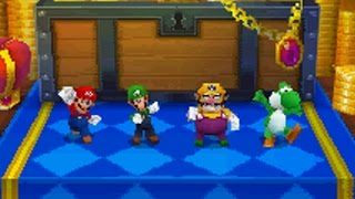Mario Party DS - All 1-vs-3 Minigames