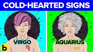 6 Zodiac Signs That Can Be Cold-Hearted