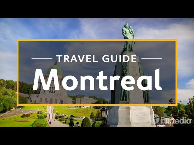 Wymowa wideo od Montreal na Angielski