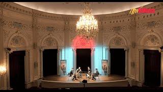 C. Saint-saëns: Danse Macabre By Ebonit Saxophone Quartet   Remusica Festival 2020
