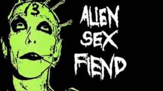 Youtube alien sex fiend smells like