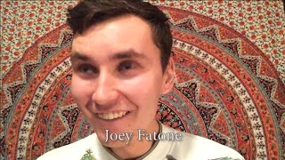 The Joey Fatoney Interview