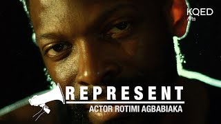 Slaying Demons and Stereotypes With Actor Rotimi Agbabiaka | KQED Arts