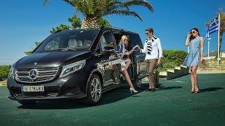Beleon Group luxury car fleet: Mercedes Benz V250
