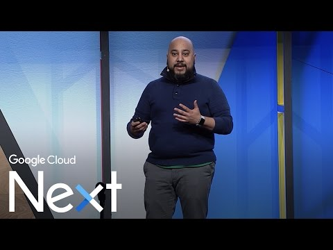 How to architect a collaborative big data platform (Google Cloud Next '17)