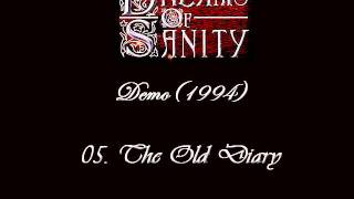 Dreams of Sanity - The  Old Diary (Demo 1994)