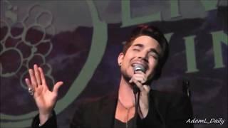 Adam Lambert Best Vocal Moments - Live