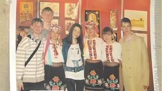Українські козаки завітали до УТОГ на свято