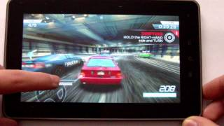 preview picture of video 'Goclever A73 Need for Speed™ Most Wanted'