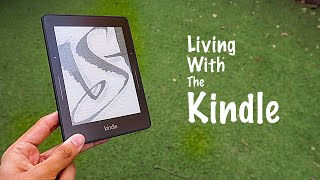Living with an Amazon Kindle - Best eBook Experience
