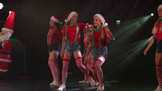 Christmas Hip Hop Dance  - Santas Little Helpers!