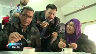 Panglima TNI Ajak Ngopi Bareng di Udara