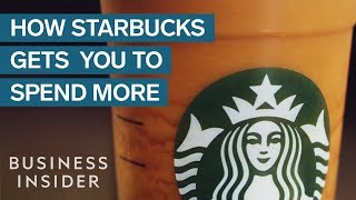 Sneaky Ways Starbucks Gets You To Spend More Money