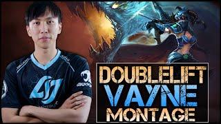 Doublelift Montage - Best Vayne Plays