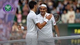 Novak Djokovic Vs Roger Federer: Story Of The Wimbledon 2019 Final