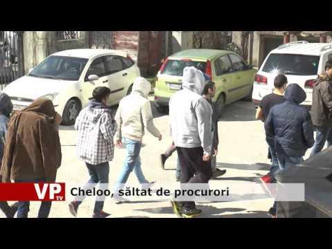 Cheloo, săltat de procurori