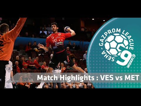 Match highlights: Telekom Veszprem vs Metaloplastika