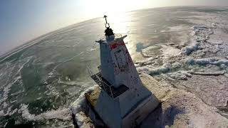 Cinematic FPV at Lake Erie