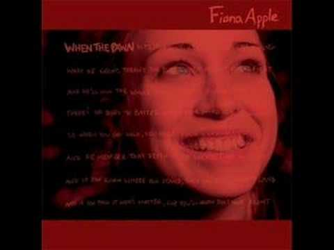 A Mistake - Fiona Apple