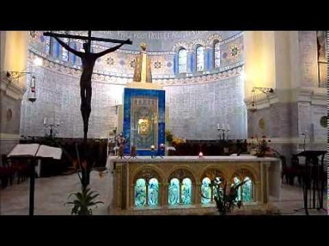 Visite de Notre Dame d'Afrique - Alger