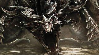 """Обзор мода """"Превращение в Дракона"""" для TES V: Skyrim"""