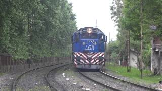 preview picture of video 'GT-22 A901 llegando a Wilde (13-10-2014)'