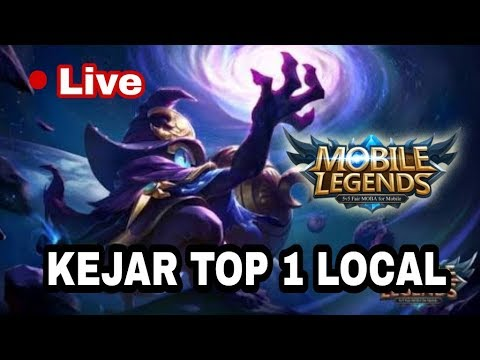 MENUJU TOP 1 LOCAL CYCLOPS - Live Streaming