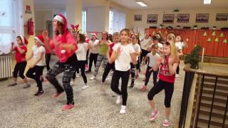 Rockin around the christmas tree - DanceFitness Kisd - Kiskunlacháza  - Miley Cyrus