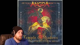 Angra The Shadow Hunter Reaction