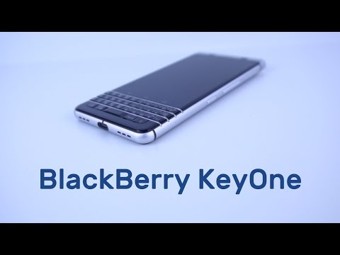 BlackBerry KeyOne - 4,5 Zoll und trotzdem ganz groß?