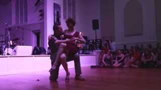 2015 April 18th, BluesSHOUT: All Star Strictly Finals