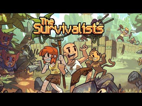 The Survivalists Reveal Trailer