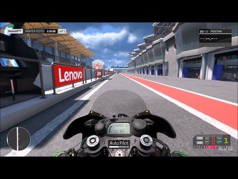 MotoGP 19 - Career Gameplay (PC HD) [1080p60FPS]