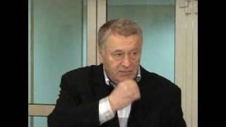 Жириновский: коррупционеры убивают и насилуют русских