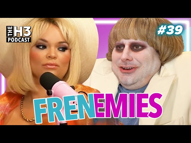 """Trisha Paytas quits Frenemies podcast after fight with Ethan Klein, says """"I'm not sorry for how I feel"""""""