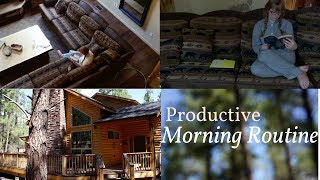 Summer Morning Routine on Holiday || Productive & Hygge