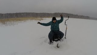 Зимня рыбалка на южном урале
