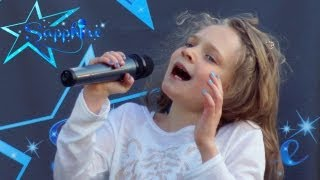 "LIVE Performance - Sapphire 10yrs ""Rolling In The Deep"" ""Adele"""
