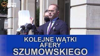 Afera Szumowskiego i jego brata – Kolejne wątki.