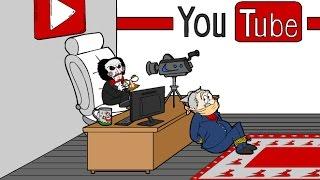 Youtubers Saw Game (Inkagames) - Walkthrough