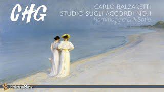 """Carlo Balzaretti - CHG. Studio sugli Accordi No. 1 """"Hommage à Erik Satie"""""""