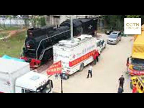Le rétablissement bat son plein dans le Henan, communications et services publics Le rétablissement bat son plein dans le Henan, communications et services publics