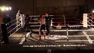 Supremacy Amateur League III - Tommy Blomberg vs Roger Landstrom