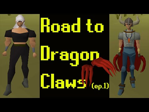 Download Dragon Claws Pking From Scratch Osrs 1 Video 3GP Mp4 FLV HD