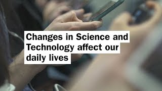 Advances in science & technology bring ethical, societal and economic challenges