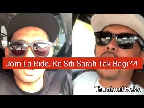 Zizan Vs Shuib | Ride Nak Bawak Awek?? Siti Sarah Bagi ke? #yssproject #ysuku #y15 #zizan #zrprojek