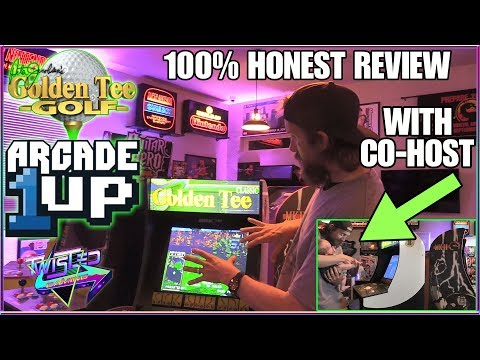 Download Arcade 1up Golden Tee Gameplay Video 3GP Mp4 FLV HD Mp3