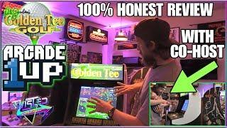golden tee arcade 1up unboxing - Thủ thuật máy tính - Chia